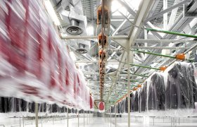 Industry - <p>BENETTON GROUP, Castrette, Treviso per il volume MARSH & Mc LENNAN COMPANIES